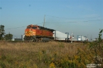 BNSF Windmill Train